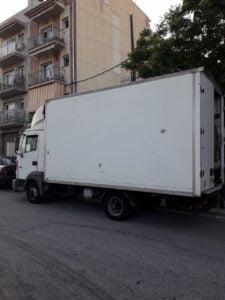 furgoneta de mudanzas heysser urgente